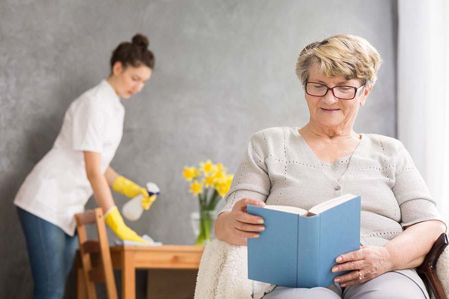 Homemaking and companionship home care in Fresno, CA