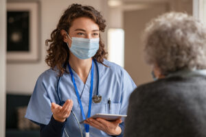 COVID 19 HOME CARE POLICIES IN FRESNO CA