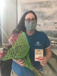 Caregiver Fresno CA - January's Employee of the Month