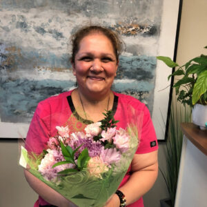 Homecare Fresno CA - Everlight Care Employee of the Month of March