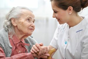 In-Home Care Clovis CA - In-Home Care for an Elder with Gangrene